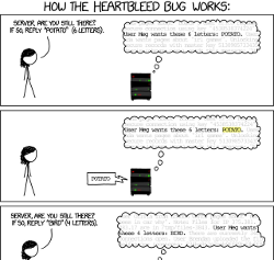 heartbleed | Marcus Povey